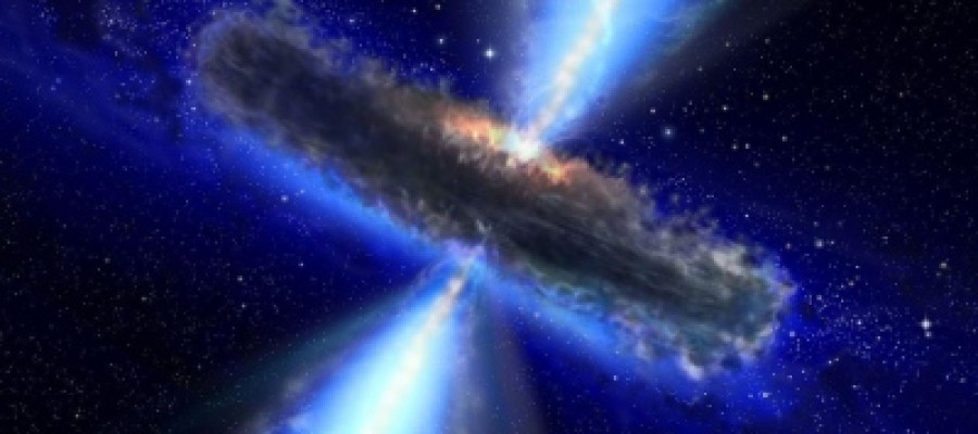 Are ALIENS harbouring energy from BLACK HOLES?