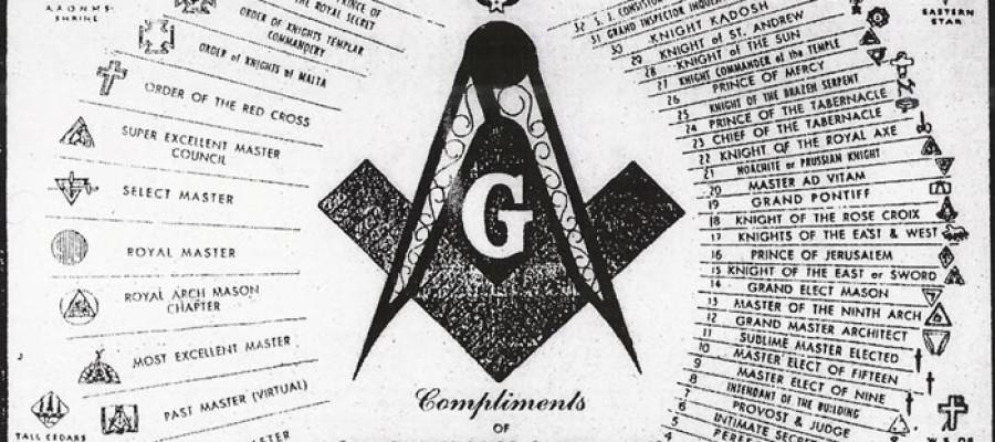 Strange secret societies – The Freemasons