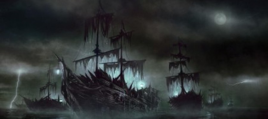 Why is Ship called The Flying Dutchman?