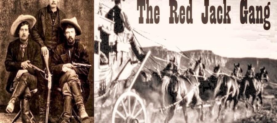 Lost Treasure – Red Jack Gang Outlaw Loot