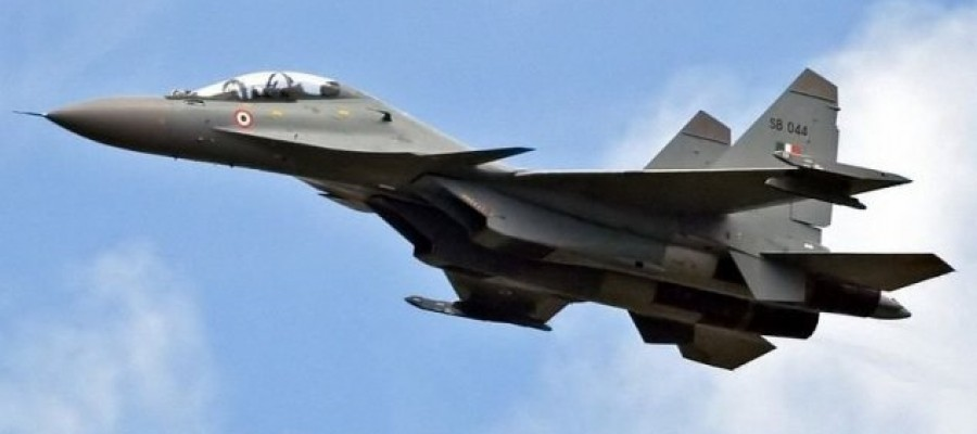 Indian jet shoots down UFO over Rajasthan