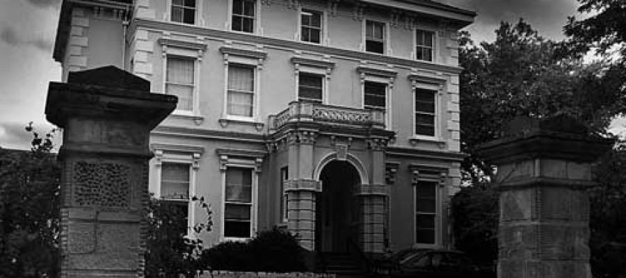 The strange mystery of The Cheltenham Haunting