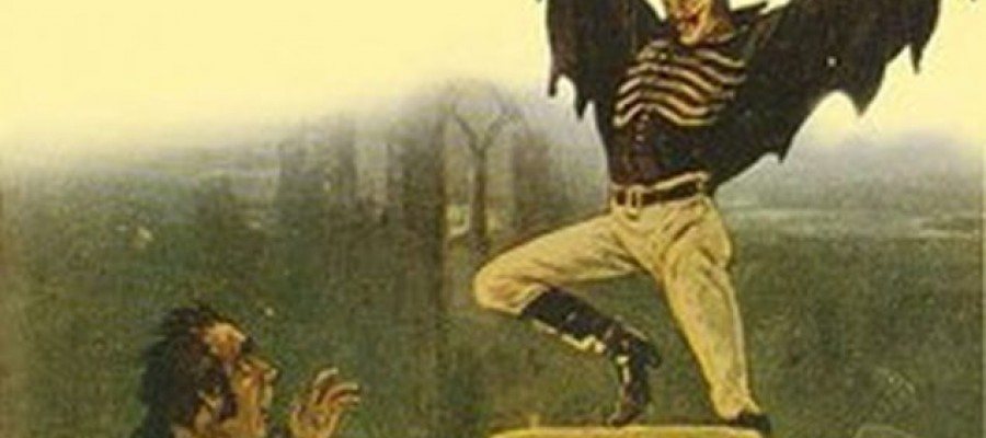 The Strange Legend of Spring Heeled Jack