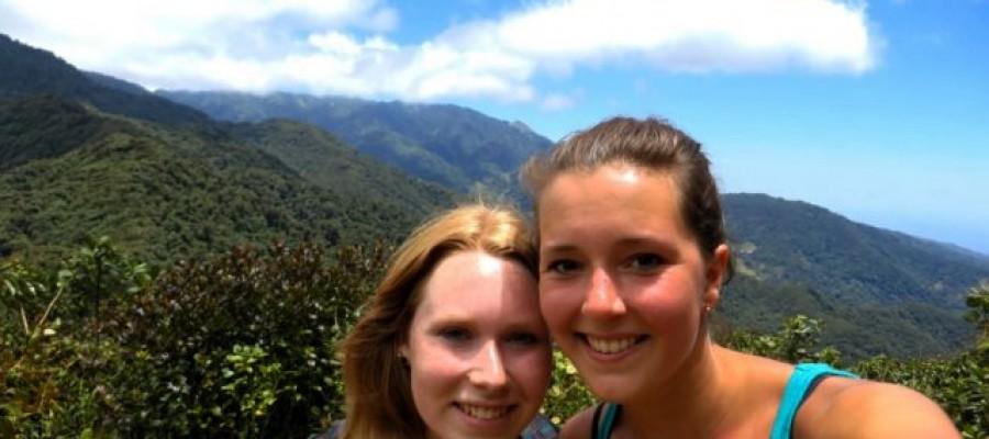 Lost in Panama –  Kris Kremers and Lisanne Froon