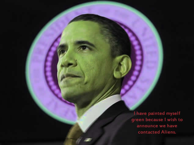 Obama will make ET feel at home