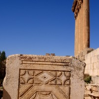 Baalbek Decorated Megalithic Strutures 200x200 Baalbek