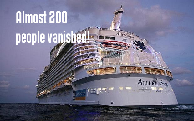 missing at sea