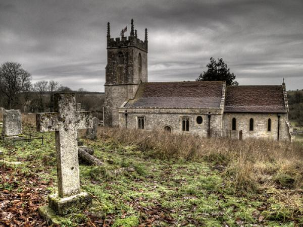 The UK secret ghost town