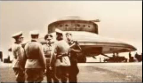 Operation UFO (Nazi Base In Antarctica