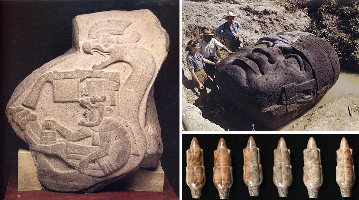 многодетном артефакты древних цивилизаций фото услышите
