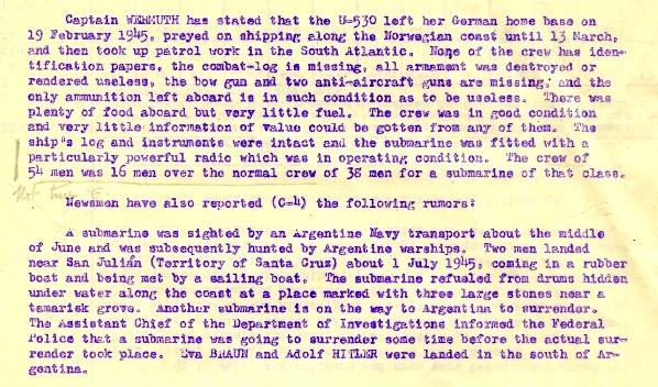 submarine-report