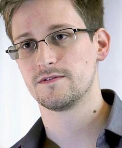 Edward Snowden. (Credit: Laura Poitras/Praxis Films).