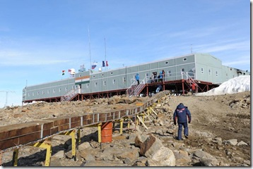Maitri Antarctic Station-Mind-Blowing, Shocking and Amazing Facts about India