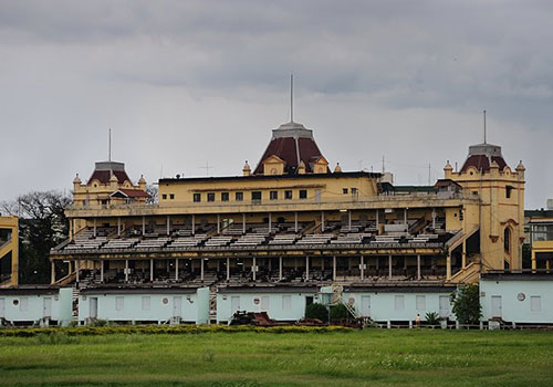 The Royal Calcutta Turf Club—the Race Course