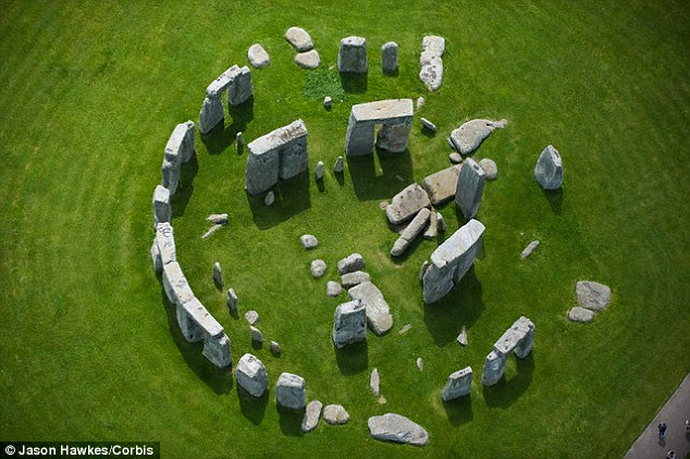 The Stonehenge-style monument could shed light on the earliest civilisations to call the Mediterranean basin home.It is not known whether the Mediterranean monolith stood alone or as part of a group, as seen at Stonehenge, which is younger, constructed in around 2,600BC (pictured)