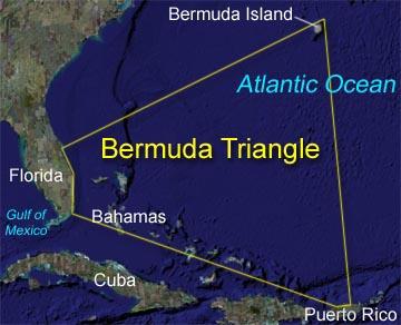 bermuda triangle stories