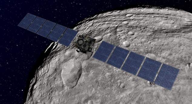 Dawn spacecraft is now on a hunt for alien evidence!