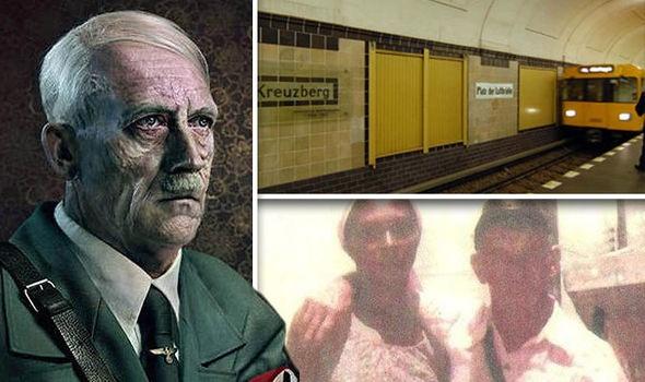 Hitler escape