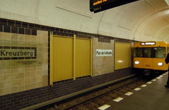 Location of secret tunnel