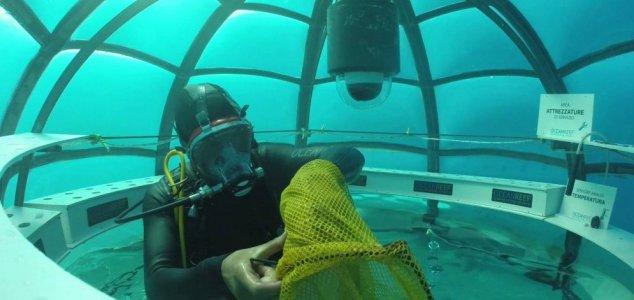 underwater biospheres