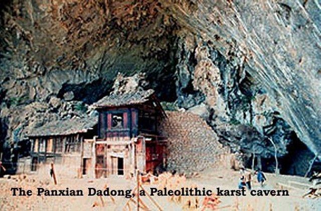 Panxian Cave