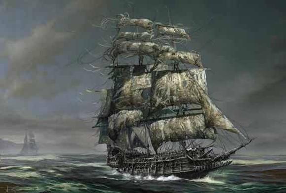 The Dutchman Ship