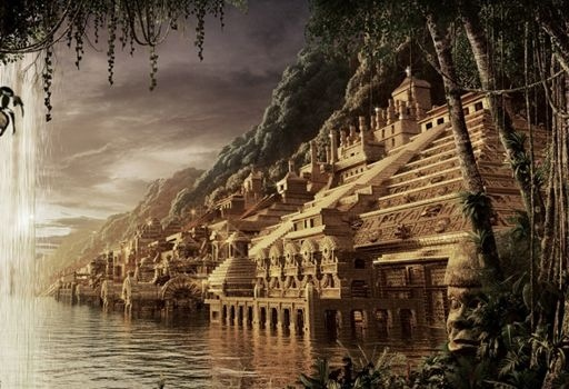 Lost Treasure – lost city of paititi