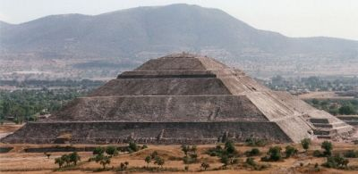 The Amazing White Pyramid of Xian