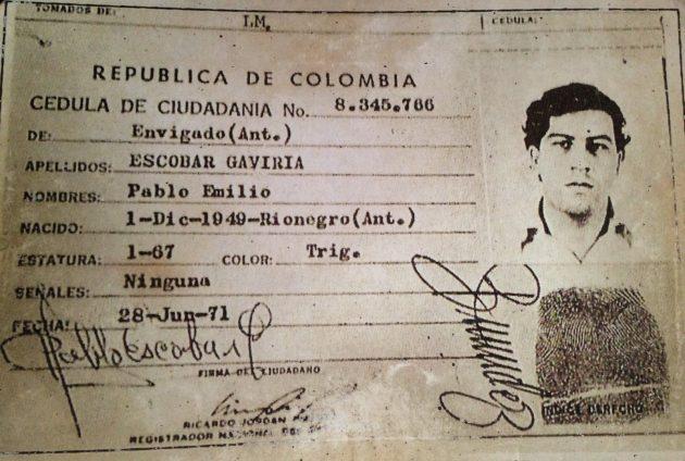 Pablo Escobar's fortune