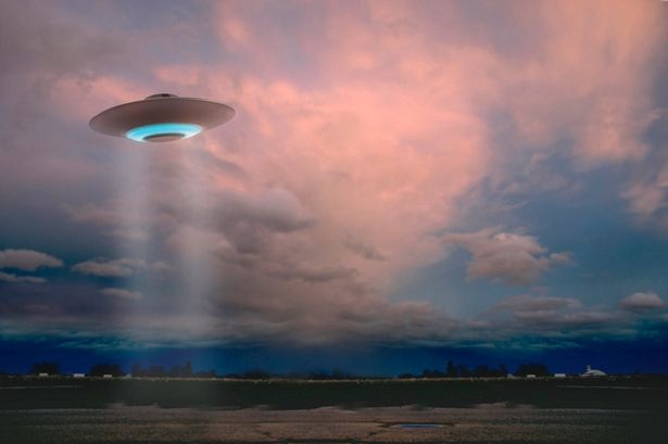 The unexplained Cosford UFO incident